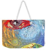 Eye For Eye Weekender Tote Bag