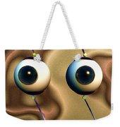 Eye Gestures Weekender Tote Bag