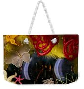 Eye Glasses In Popart With Style Weekender Tote Bag