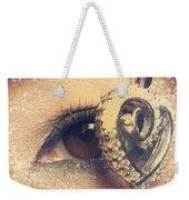 Eye Heart U Weekender Tote Bag