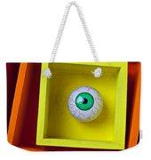 Eye In The Box Weekender Tote Bag