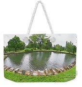 Eye Lake Weekender Tote Bag