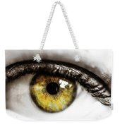 Eye Macro3 Weekender Tote Bag