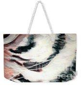 Eye Of A Tiger  Weekender Tote Bag