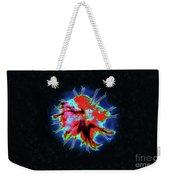 Eye Of Andromeda Weekender Tote Bag