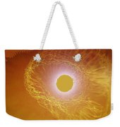 Eye Of God Weekender Tote Bag