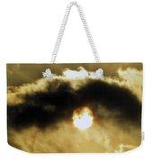 Eye Of Heaven Weekender Tote Bag