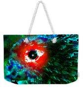 Eye Of Paradise Weekender Tote Bag