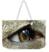 Eye Of The Canine Weekender Tote Bag