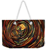 Eye Of The Cosmos Weekender Tote Bag