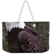 Eye Of The Eagle Weekender Tote Bag
