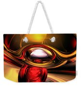 Eye Of The Gods Abstract Weekender Tote Bag