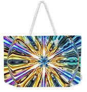 Eye Of The Portal 7th Dimension Activation 4 Weekender Tote Bag