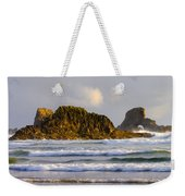 Eye Of The Storm Weekender Tote Bag