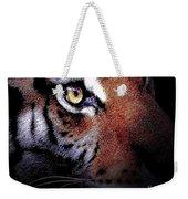 Eye Of The Tiger Weekender Tote Bag