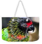 Eye Of The Tropics Weekender Tote Bag