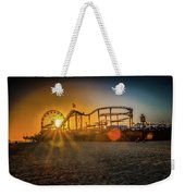 Eye Of The Wheel Weekender Tote Bag