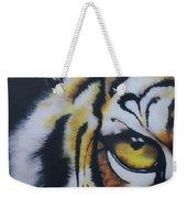Eye Of Tiger Weekender Tote Bag
