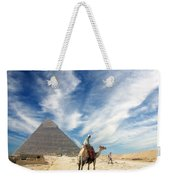 Eye On Egypt Weekender Tote Bag