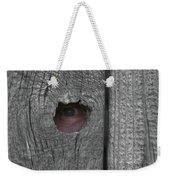Eye On Life Weekender Tote Bag