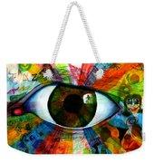 Eye To The Soul Weekender Tote Bag