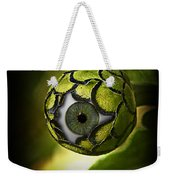 Eye Will See You In The Garden Weekender Tote Bag