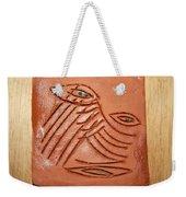 Eyes Adrift - Tile Weekender Tote Bag