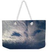 Eyes In The Clouds Weekender Tote Bag
