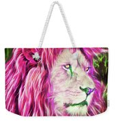 Eyes Of Fire Weekender Tote Bag
