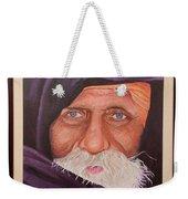 Eyes Of Rajasthan Weekender Tote Bag