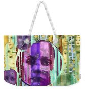 Eyes Of The Accusers Weekender Tote Bag
