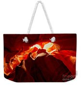 Eyes Of The Canyon Weekender Tote Bag