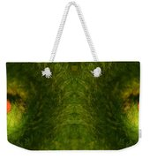 Eyes Of The Garden-2 Weekender Tote Bag
