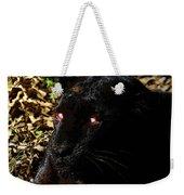 Eyes Of The Panther Weekender Tote Bag