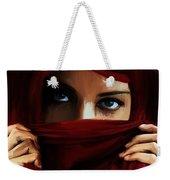 Eyes On You 01 Weekender Tote Bag