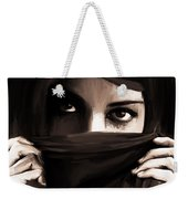 Eyes On You  Weekender Tote Bag