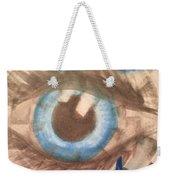 Eyes Shall Be Opened Weekender Tote Bag