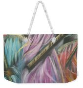 Eyo Masquerade Colorful Weekender Tote Bag