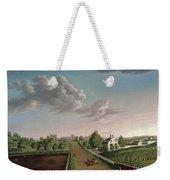 Ezekiel Hersey Derby Farm Weekender Tote Bag
