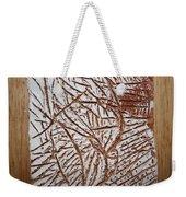 Ezras Day - Tile Weekender Tote Bag