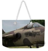 F -105 Thunderchief - 2 Weekender Tote Bag