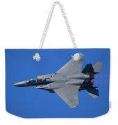 F-15 Eagle Weekender Tote Bag
