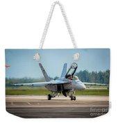 F-18 Super Hornet Weekender Tote Bag