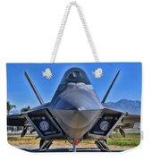 F-22 Raptor 1 Weekender Tote Bag