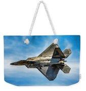 F-22 Raptor 4 Weekender Tote Bag