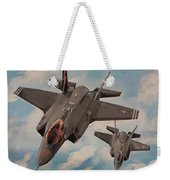 F-35's On Assignment  Weekender Tote Bag