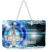 F/a-18 Hornet Weekender Tote Bag