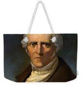 F. M. Charles Fourier  Weekender Tote Bag