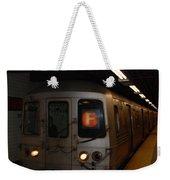 F Trian Weekender Tote Bag
