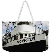 F V Voyager Weekender Tote Bag